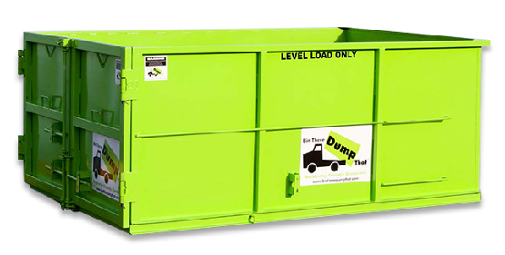 Your 5-Star, Most-Reliable, Residential Friendly Dumpster Rental for Scottsdale and Phoenix